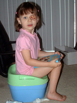 Methods To Follow When In Potty Training Little Girls